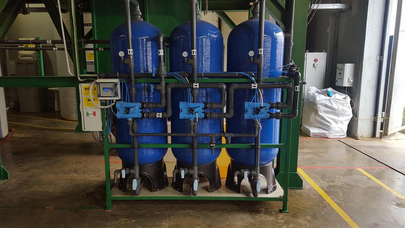 Galvabrembo - Impianti di depurazione delle acque